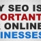 SEO Search Engine Optimization. Why you NEED it!